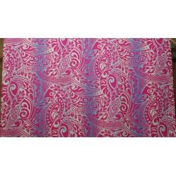 June Fabrics BQ-11-788R PINK-PERI