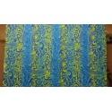 June Fabrics BQ-11-788R TURQ-LIME