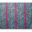 June Fabrics BQ-11-788R FUCHSIA-TURQ