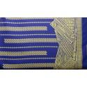 June Fabrics LW-16-493 YELLOW-PURPLE