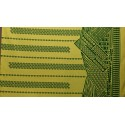 June Fabrics LW-16-493 GREEN-YELLOW