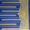 June Fabrics LW-16-493 YELLOW-NAVY