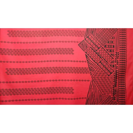 June Fabrics LW-16-493 RED-BLACK