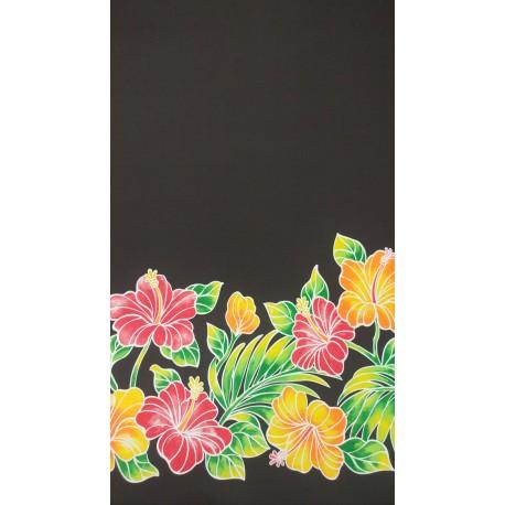 June Fabrics ZGQ-17-11 BLACK