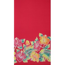 June Fabrics ZGQ-17-11 RED