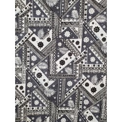 June Fabrics BQ-18-1100 BLACK