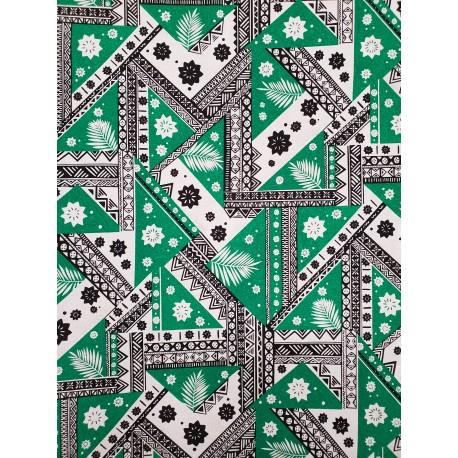 June Fabrics BQ-18-1100 GREEN