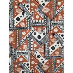 June Fabrics BQ-18-1100 BROWN