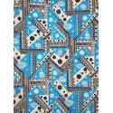 June Fabrics BQ-18-1100 TURQ