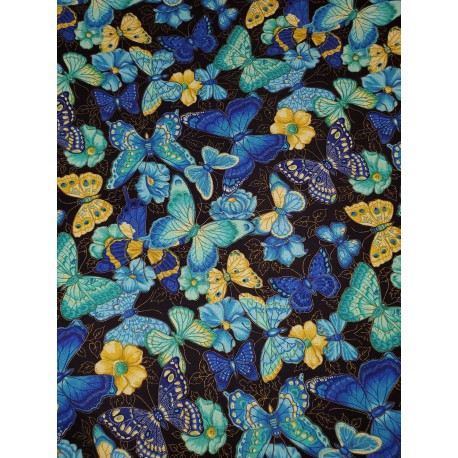 Cotton Blue Butterfly