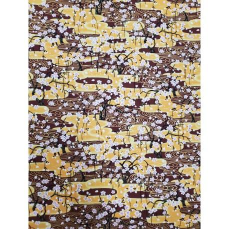 Cotton Oriental Brown